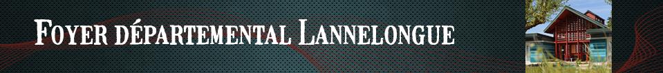 Site Web du Foyer Départemental Lannelongue